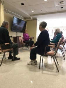 Senior Fitness at Kempton Assisted Living