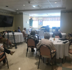 Know your legal document event at kempton assisted living